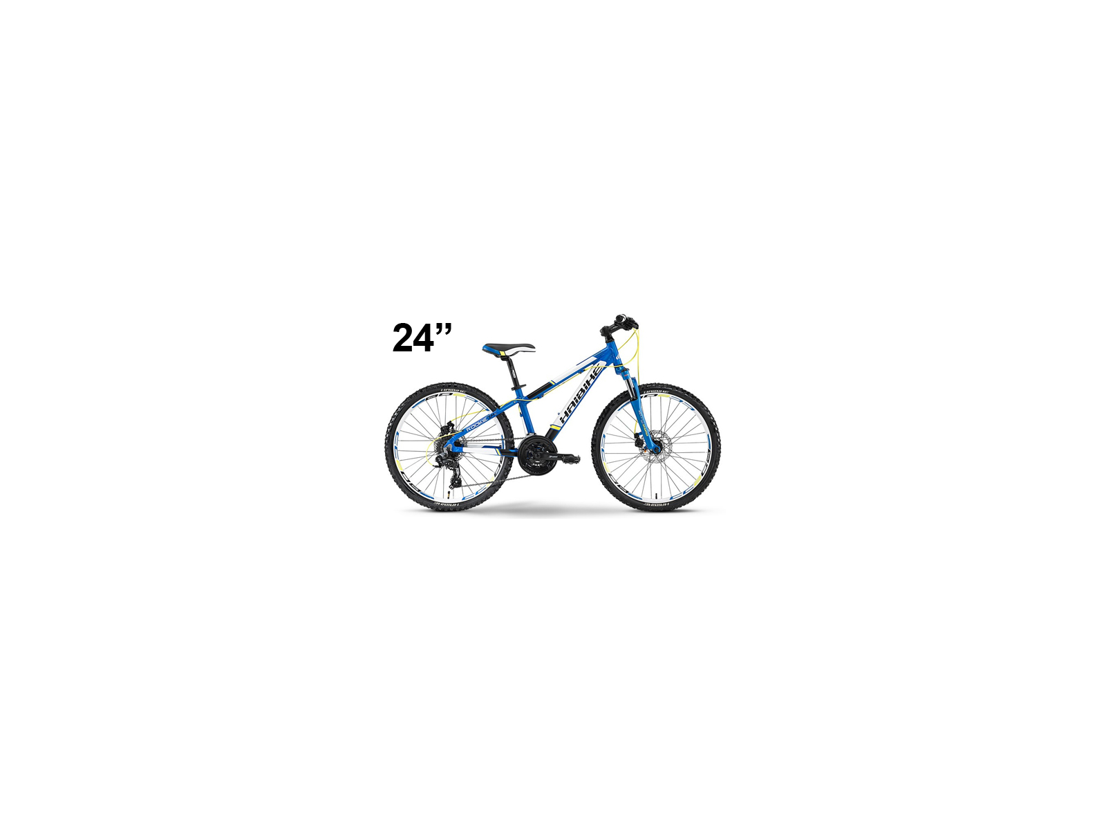 "MTB cykler 24"""