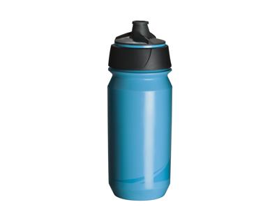 Tacx Shanti Twist - Drikkeflaske - 500 ml - Transparent/blå