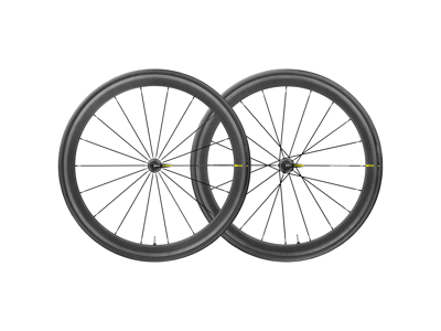 Mavic Cosmic Pro Carbon UST - Tubeless Hjulsæt - Sram/Shimano