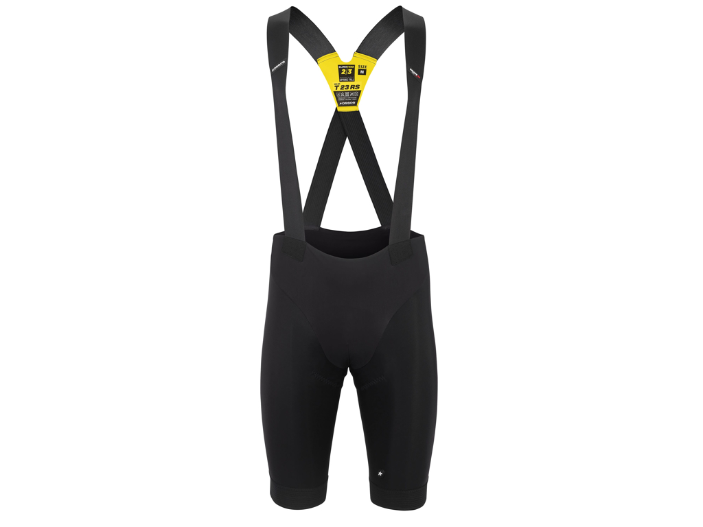Image of   Assos Equipe RS Spring Fall Bib S9 - Cykelshorts m. pude - Sort - Str. L