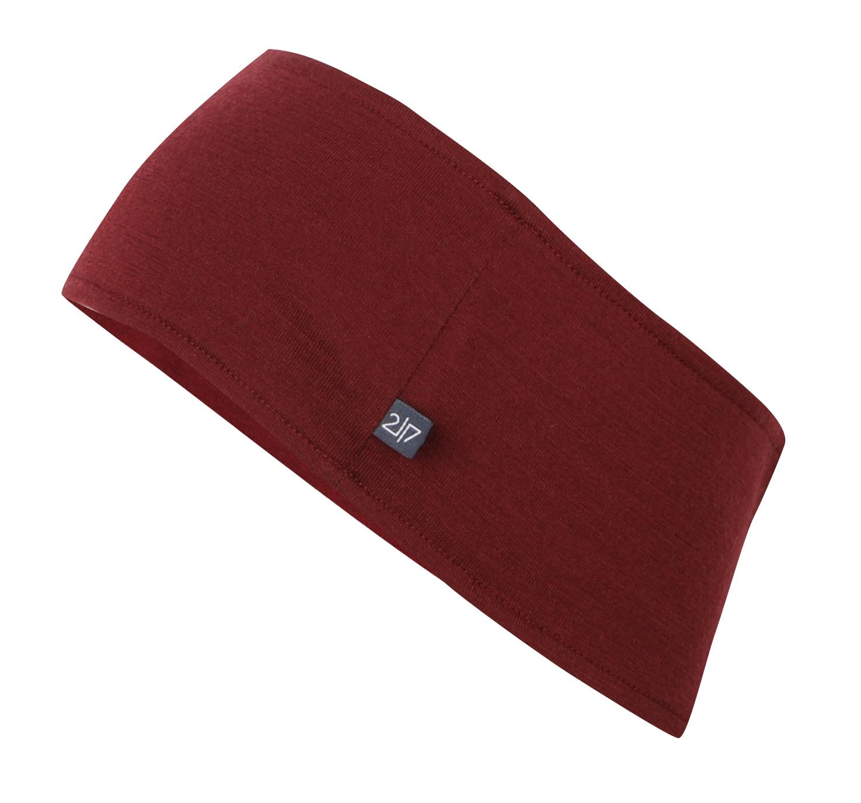 2117 OF SWEDEN Fanbyn - Pandebånd i merino uld - Rød | Headwear