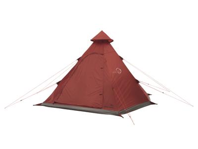 Easy Camp Bolide 400 - Tipi Telt - 4 Personer - Rød