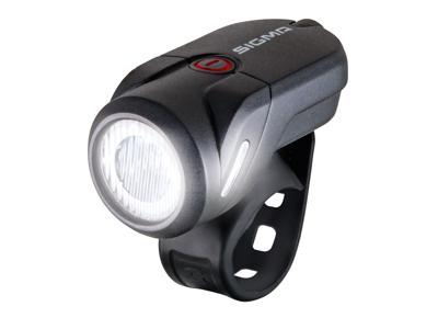 Sigma Sport Aura 35 - Framlykta - USB-uppladdningsbar - 35 LUX
