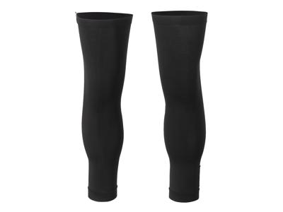 Assos Knee Foil - Knævarmere - Sort