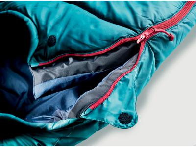 Deuter Little Star - Sovepose til børn - Petrol-navy