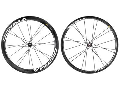 Corima - WS Dx hjulsæt - Disc - 47mm - Carbon 3K - 700c