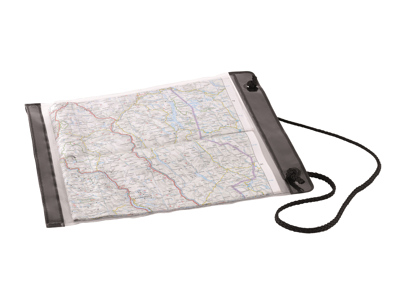 Easy Camp Map Holder - Kortholder - Sort