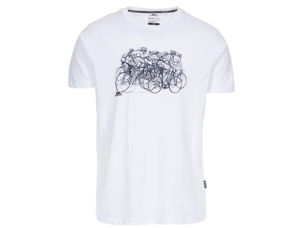 Trespass Wicky II - T-Shirt - Duoskin - Hvid - Str. S thumbnail