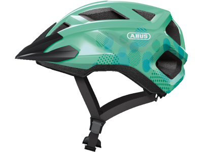 Abus MountZ - Cykelhjelm - Celeste grøn