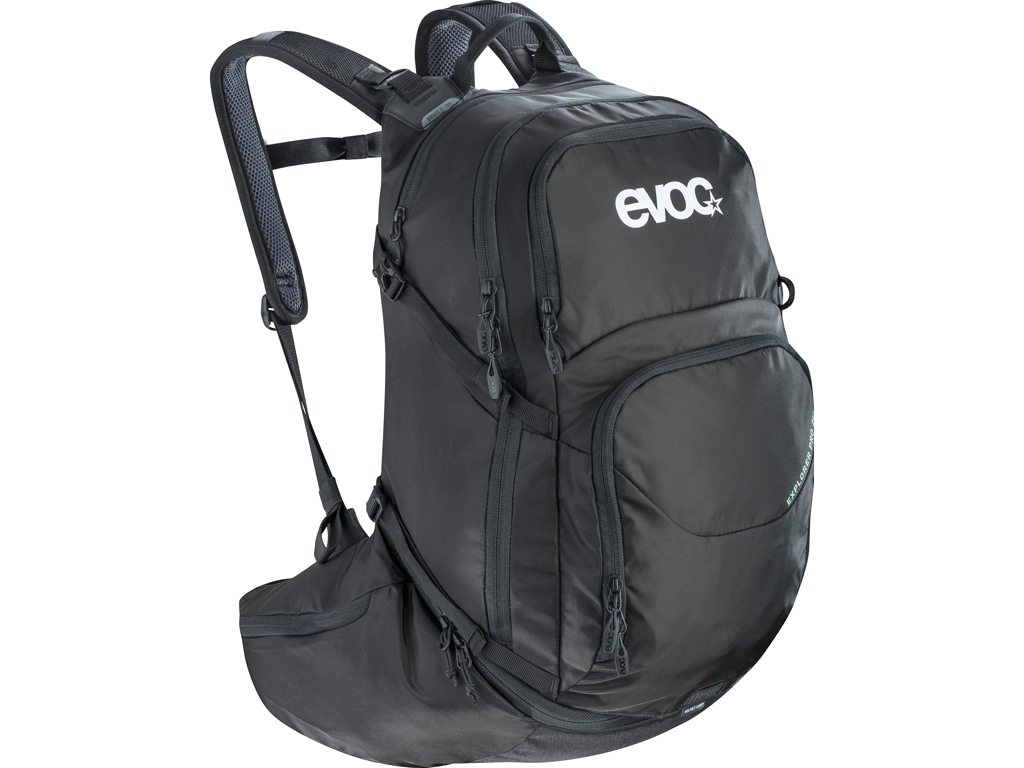 Image of   EVOC Explorer Pro - Cykelrygsæk - 26L - Sort