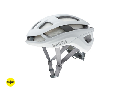 Smith Trace Mips - Cykelhjelm - Mat Hvid