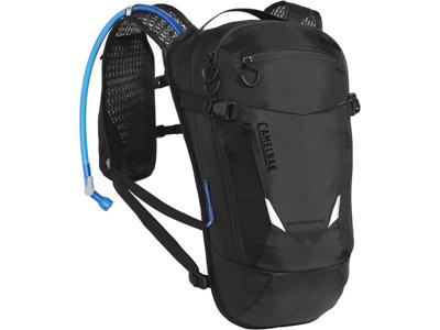 Camelbak Chase - Rygsæk/Bike Vest med protection - 8L med 1,5 L vandreservior - Sort
