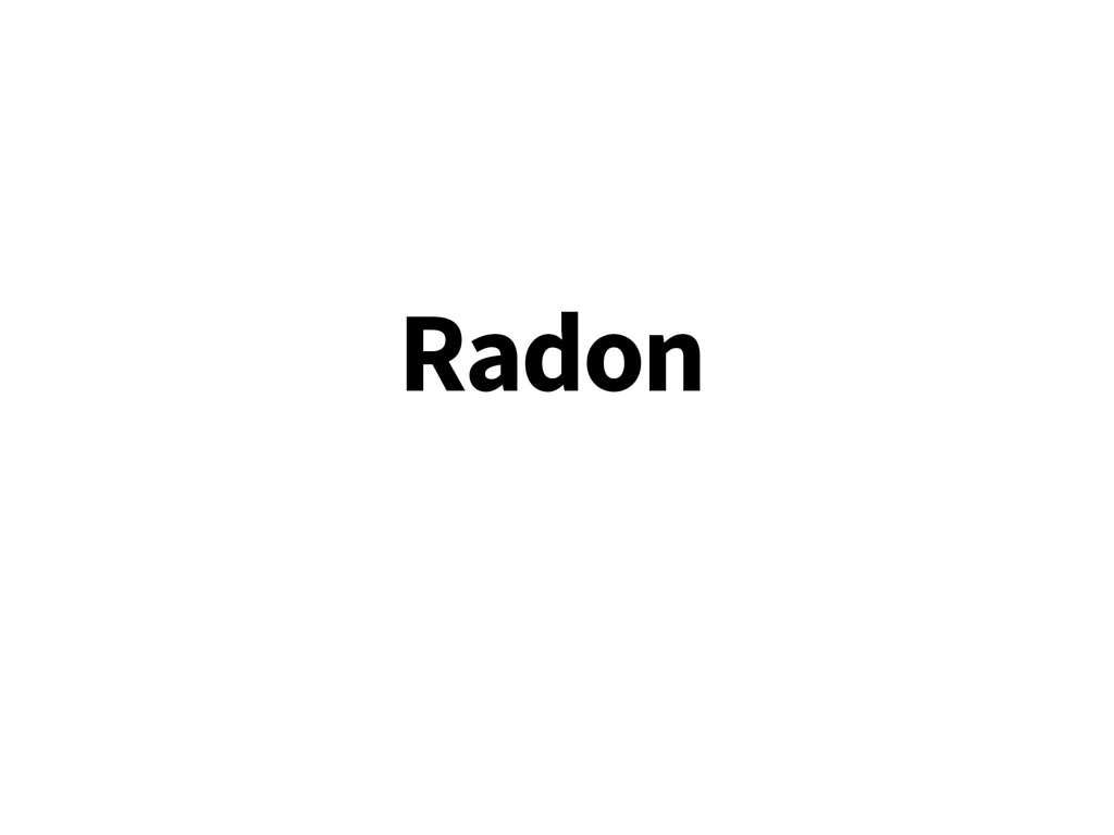 Växelöra till Radon-cyklar