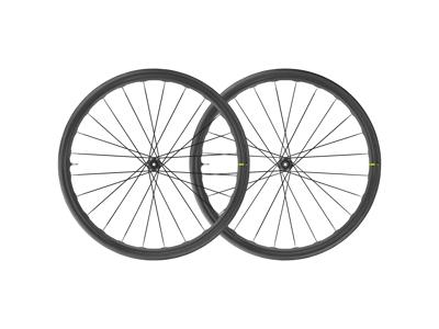 Mavic Ksyrium UST Disc - Tubeless hjulsæt - 6 hul - Shimano/Sram - 700x28c