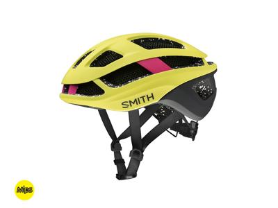 Smith Trace Mips - Cykelhjelm - Mat Citronpeon - Str 59-62