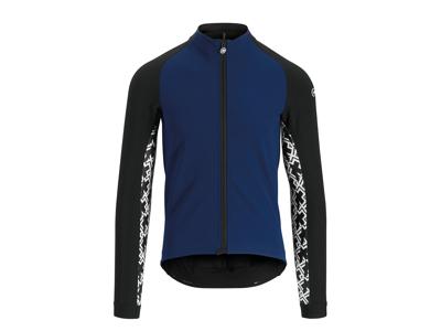 Assos Mille GT Jacket Winter - Cykeljacka - Herr - Blå