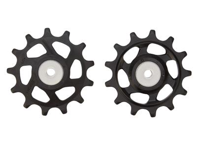 Shimano XT - Pulleyhjul M8100 til 12 gear - Sæt af 2 stk.