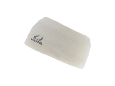 Ulvang Nesheim Headband - Uld pandebånd - Hvid