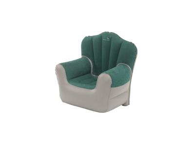 Easy Camp Comfy Chair - Oppustelig stol - Grøn/Grå