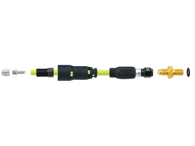 Jagwire - Pro Quick-Fit Adapters - Til Jagwire Hydraulisk & Avid/SRAM Guide RSC m.fl.