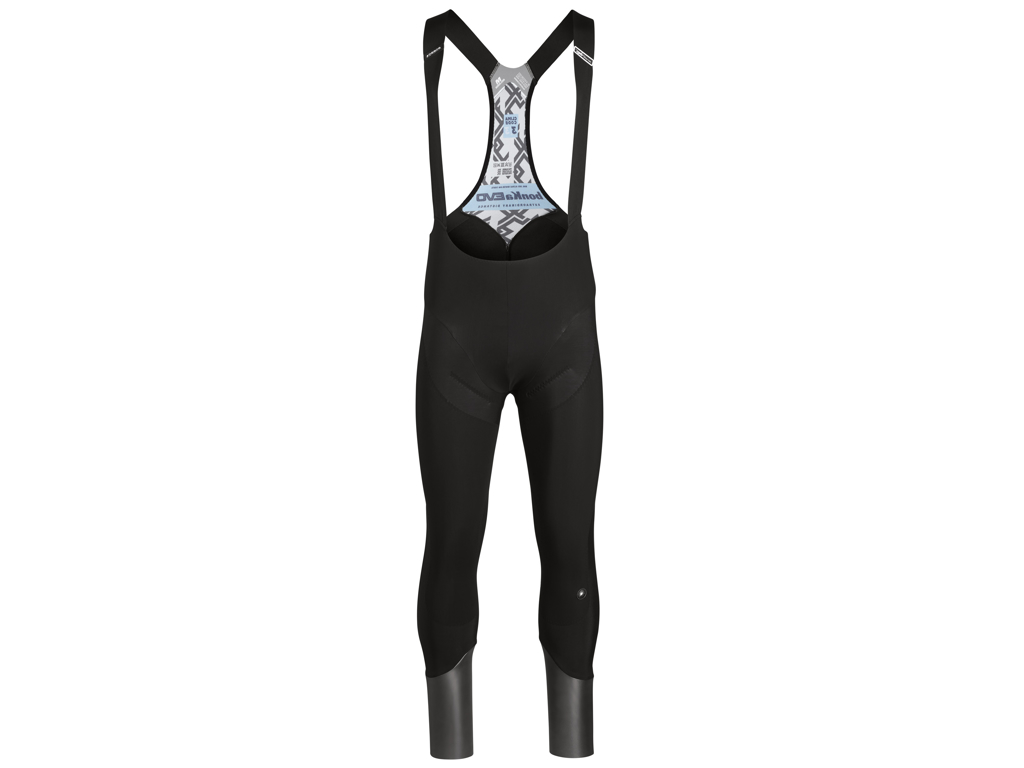 Image of   Assos Bonka EVO Bib tights - Cykelbuks med pude - Sort - Str. L