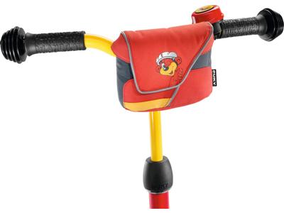 Puky - LT 1 - Taske til styr - Pukylino, Wutsch & Fitsch - Rød