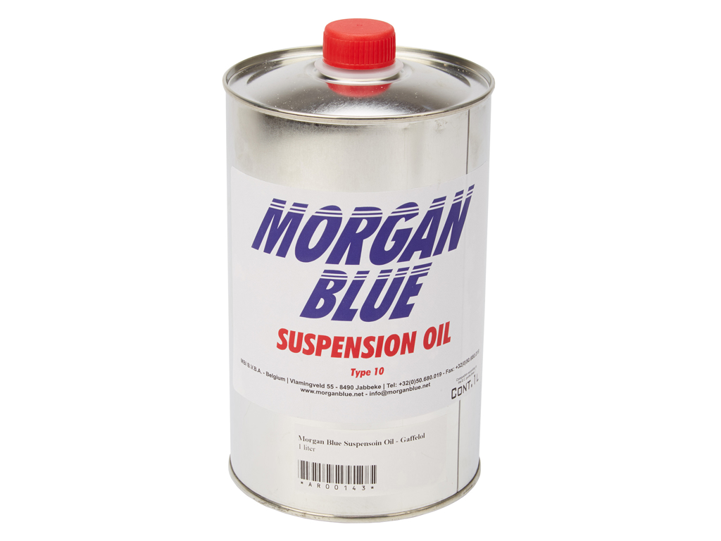 Morgan Blue Suspensoin Oil - Gaffelolie WT10 - 1 liter thumbnail