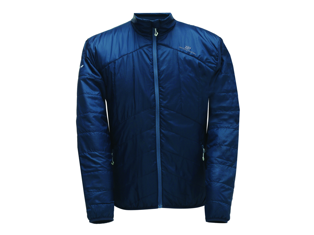 Image of   2117 OF SWEDEN Djurås ECO - Ultra let Primaloft jakke - Navy - Str. M