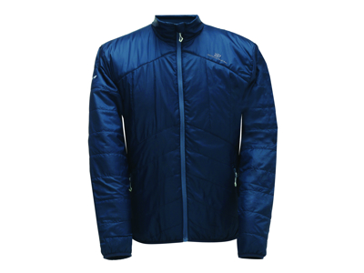 2117 OF SWEDEN Djurås ECO - Ultra let Primaloft jakke - Navy - Str. M