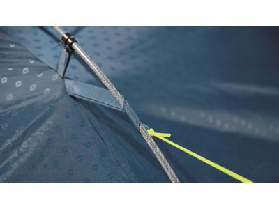 Outwell Dash 4 - Telt - 4 personers - Blå/grå