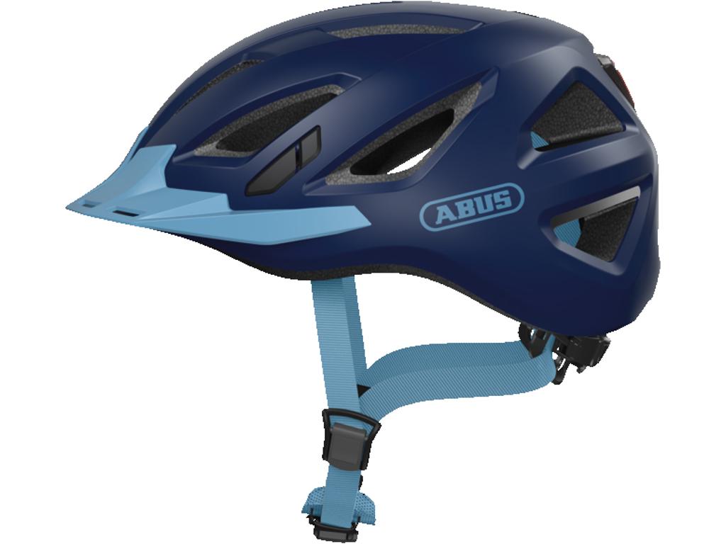 Abus Urban-I 3.0 - Cykelhjelm - Mørkeblå - Str. S thumbnail