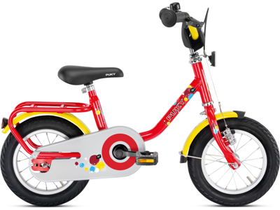 """Puky Z 2 - Børnecykel 12"""" i stål"""