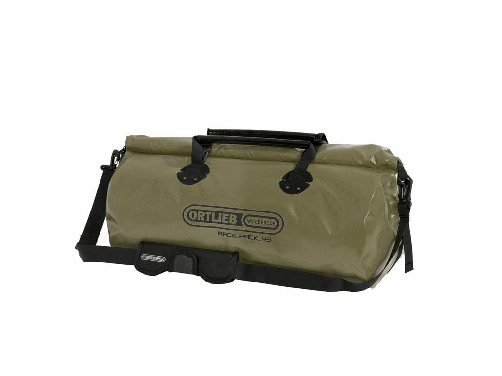 Ortlieb - Rack-Pack - Rejse- og sportstaske - Grøn - 49 liter thumbnail