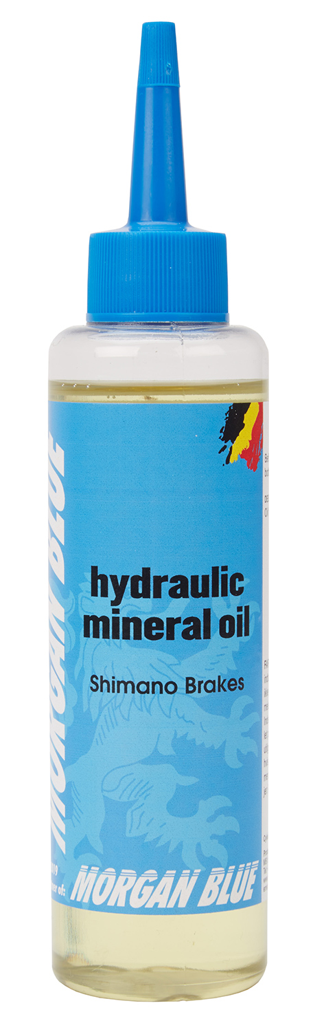 Morgan Blue Mineral Oil - Mineralsk bremse olie - 125 ml | polish_and_lubricant_component