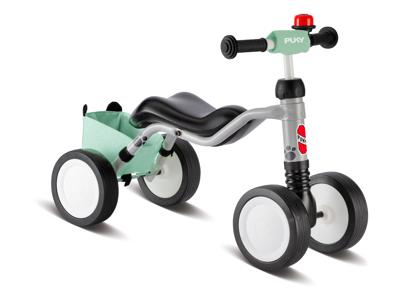 Puky - Wutsch - Løbecykel - fra 1,5 år / 80 cm - Grå