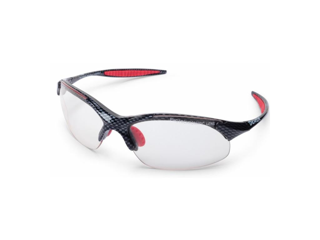Cykelbriller med faste- og fotokromiske linser