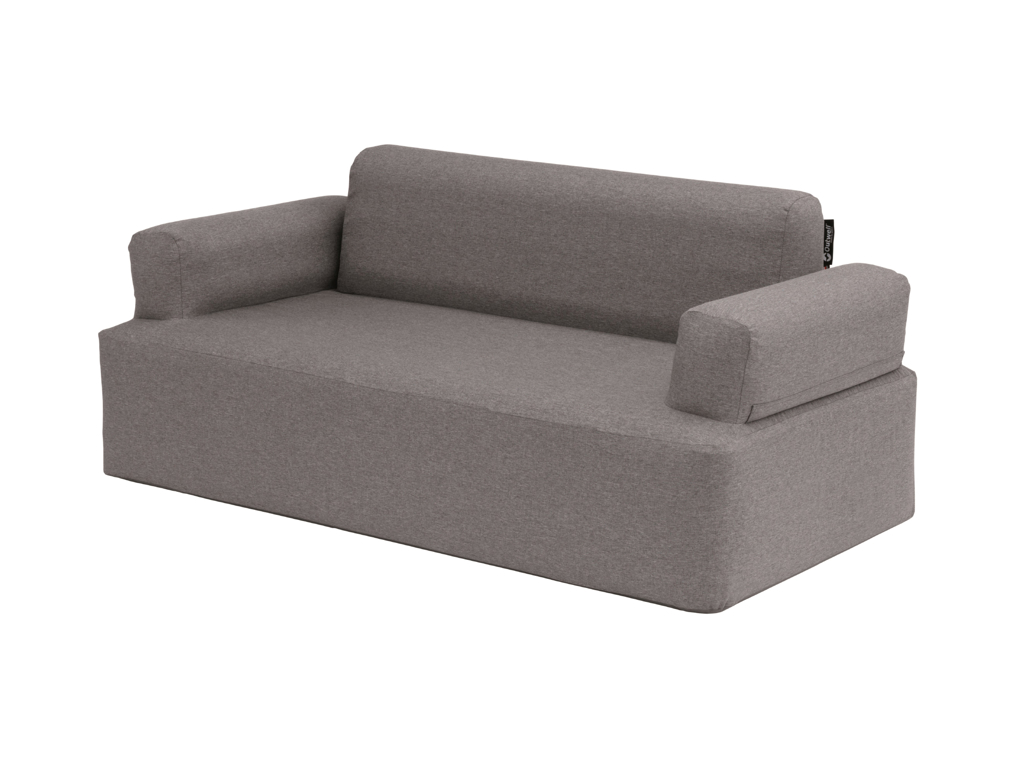 Image of   Outwell Lake Superior Sofa - Oppustelig Sofa - Grå