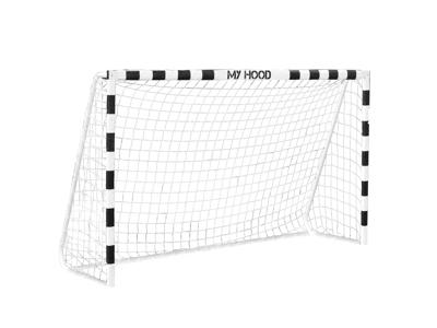 My Hood Liga - Fodboldmål i stål - 300 x 200 cm