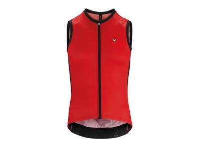 Assos Mille GT Jersey - Cykeltrøje - U/Æ - Rød/sort