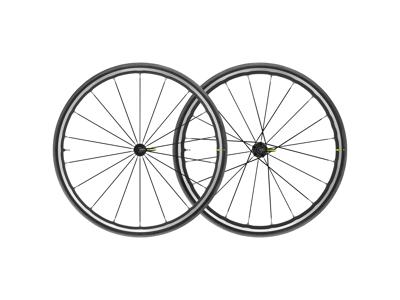 Mavic Ksyrium Elite UST - Tubeless hjulsæt med dæk -  700 x 25c - Shimano/Sram