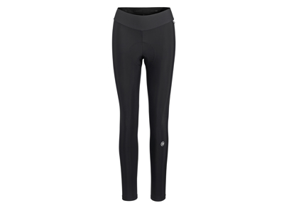 Assos Uma GT Summer Half Tights EVO - Cykeltights med pude - Sort