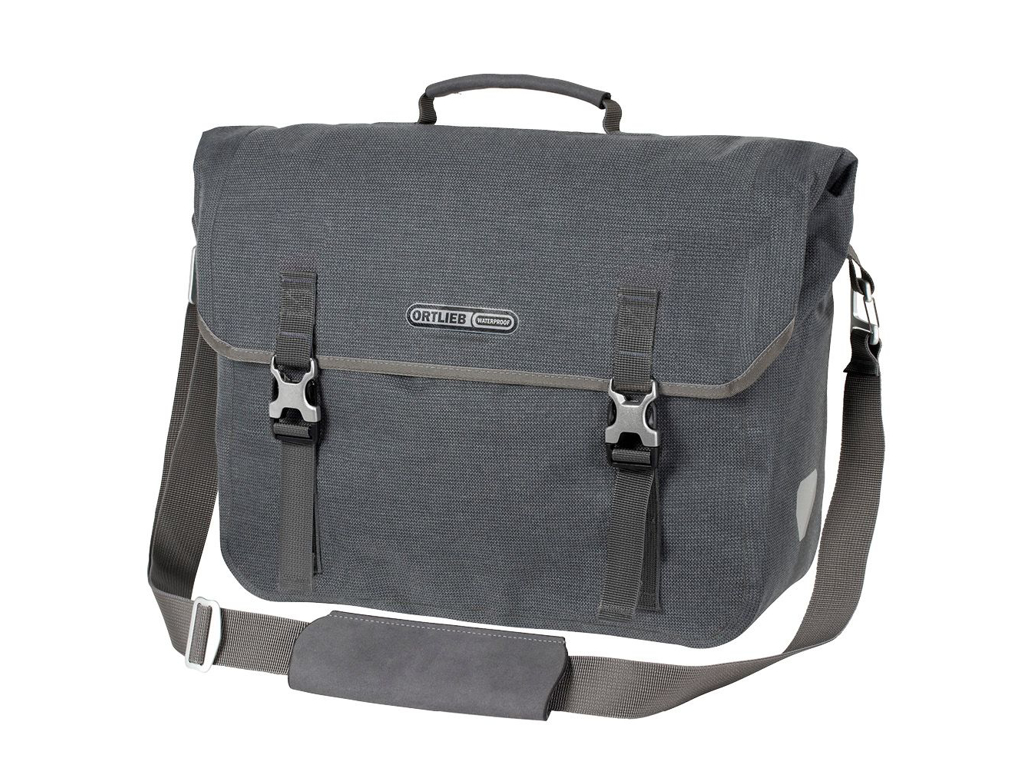 Image of   Ortlieb - Commuter-Bag Two Urban - QL 3.1 - Grå - 20 Liter