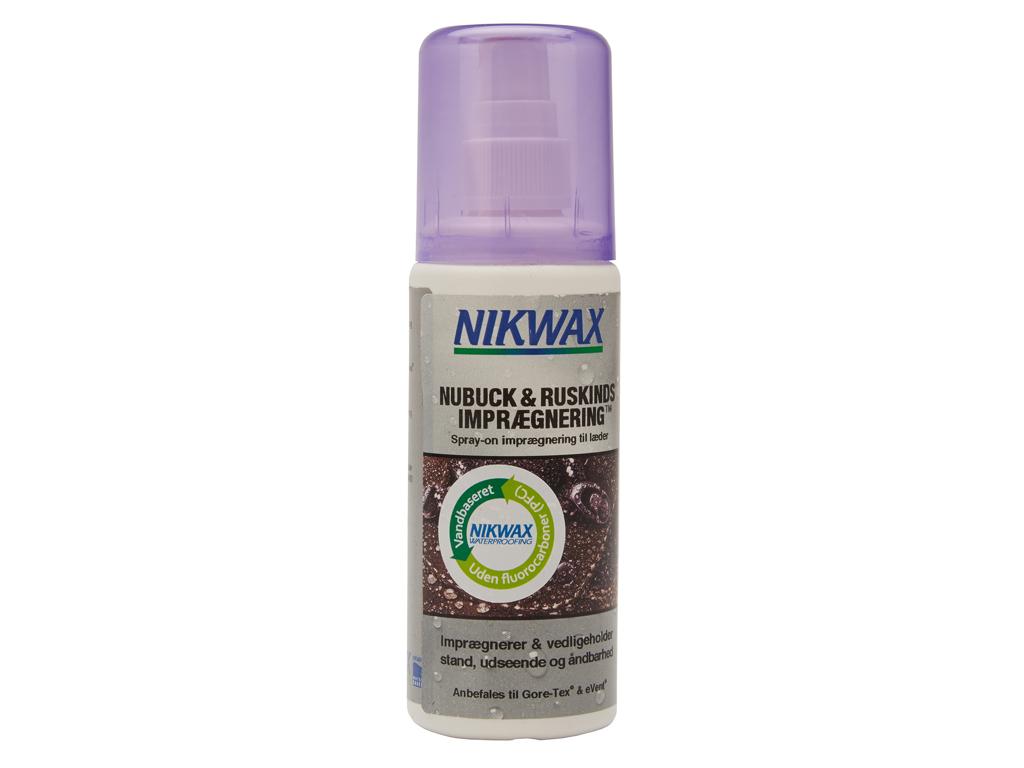 Nikwax Nubuck Proof - Imprægnerings spray - 125 ml thumbnail