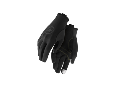 Assos Spring Fall Gloves - Cykelhandsker - Sort
