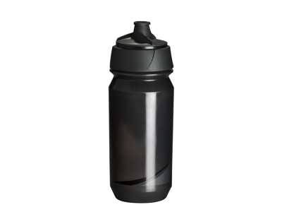 Tacx Shanti Twist - Drikkeflaske - 500 ml - Smoke/sort
