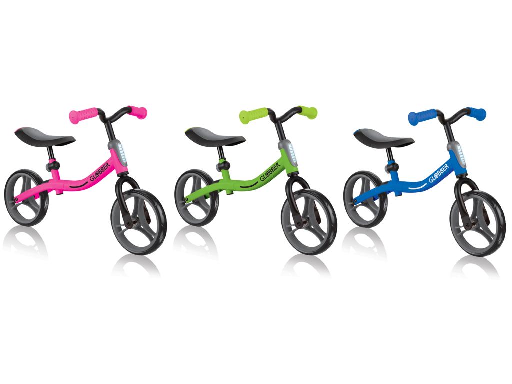 Globber Go Bike - Løbecykel