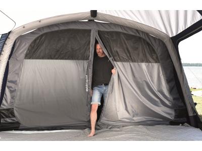 Outwell Avondale 6PA - Telt for 6 personer - Grønn / grå