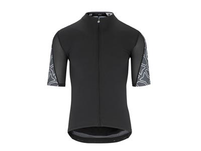 Assos XC Jersey - Cykeltrøje MTB K/Æ - Sort