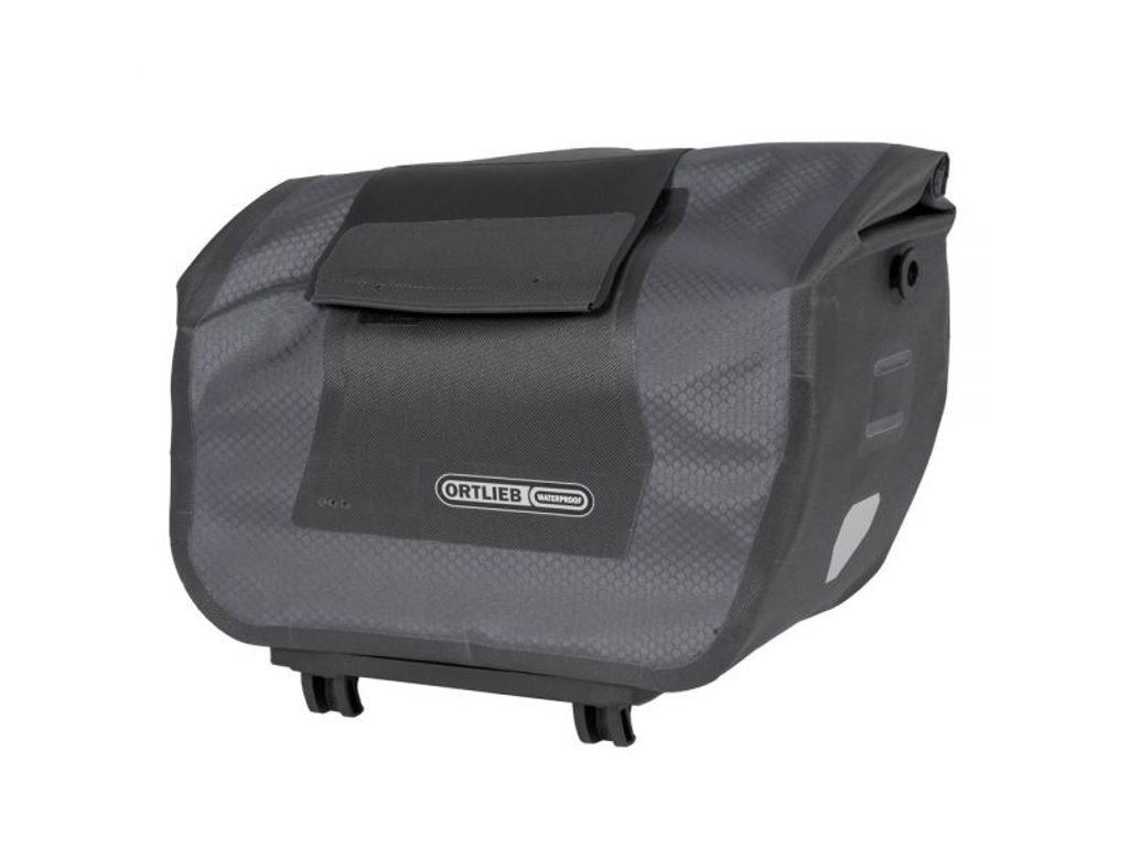 Image of   Ortlieb Trunk-Bag RC - Cykeltaske - 12 liter - Grå / sort