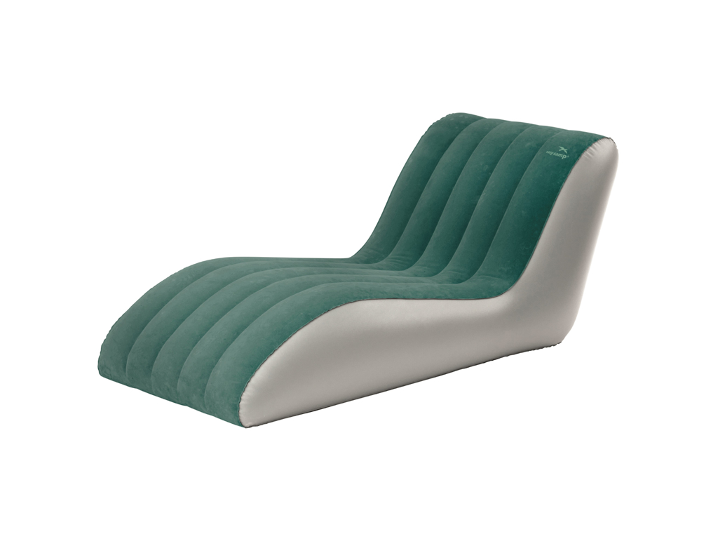 Image of   Easy Camp Comfy Lounger - Liggesofa - Grøn/grå